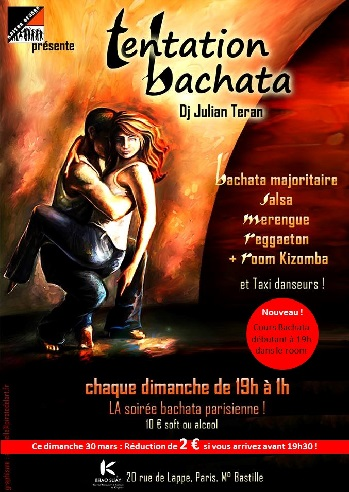 i love bachata spanish club I love to immerse myself into i am excited to be a part of the spanish club so that i can learn more spanish and meet others with the same passion cua spanish.